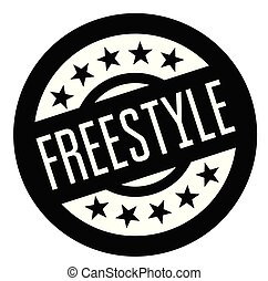 freestyle stamp in italian