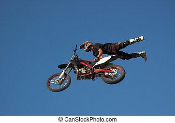 freestyle, x, 13, moto