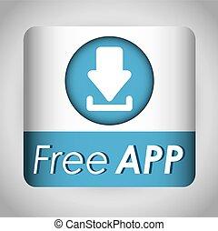 frei, app