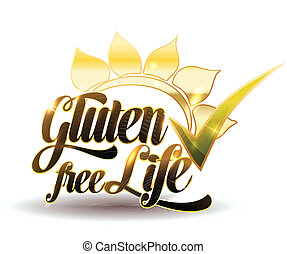 frei, gluten, nachricht