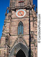 Freiburg, monastery 2