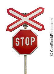"""freigestellt, """"stop"""", zeichen"""