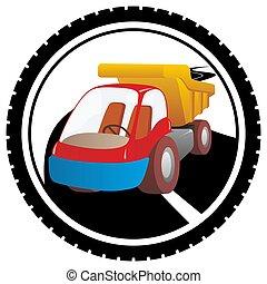 Freight car-1