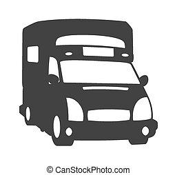 Freight Car Shape