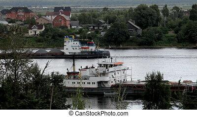 freight - River navigation