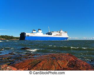 Freight tanker