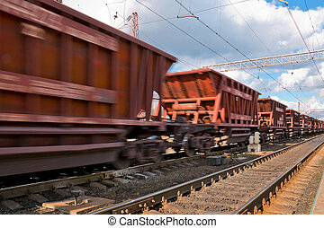 Freight train  - Freight train