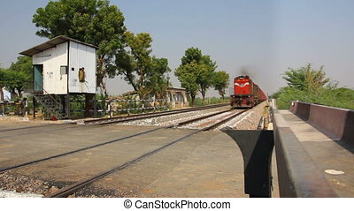 freight train - Indian railway