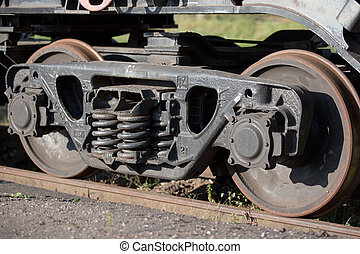 freight trains running parts