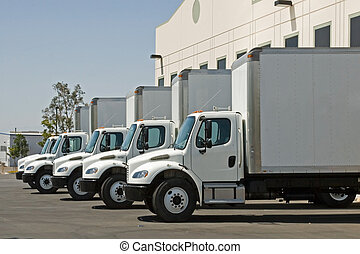 Freight Transportation - The many means of transporting the ...