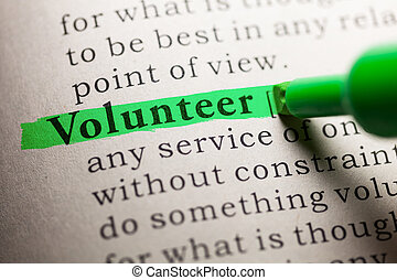freiwilliger