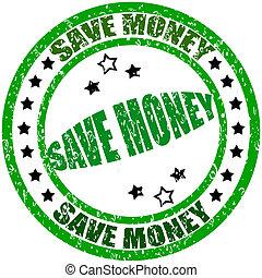 frelser penge