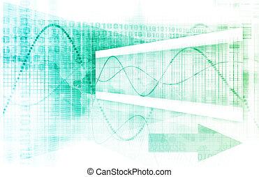 fremtidsprægede, graph