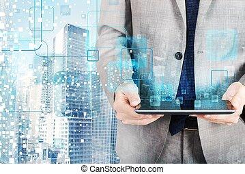 fremtidsprægede, teknologi