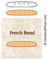 French Bread Baguette Collection