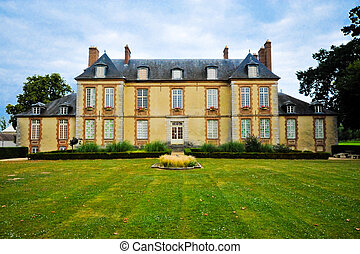 French chateau - Chateau near Ile de France