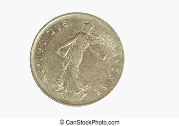 French Coin 1