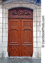 French doorway #3