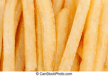 French Fries close-up