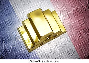 french gold reserves