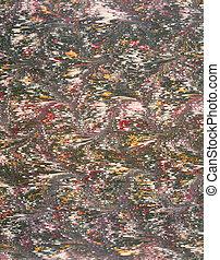 french marbled paper 4 - french, marbled, paper, background,...