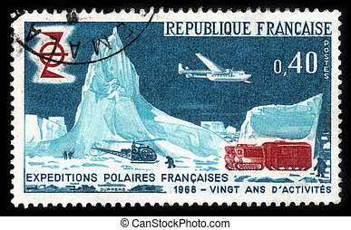 French polar expedition