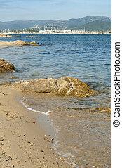 French Riviera views