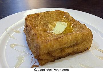 French Toast Closeup