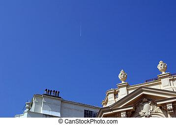 burgess roof