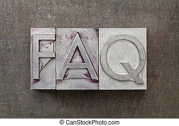 frequently, faq, -, demandé, question