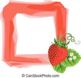 fresa, marco