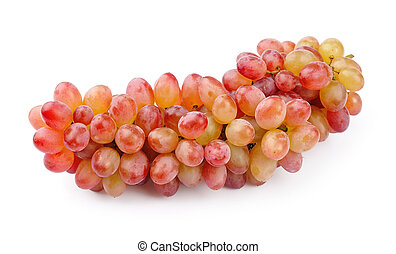 fresco, grapes.