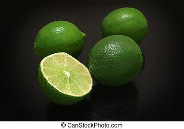 fresco, lima de limón