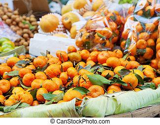 fresco, mercato