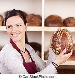 fresco, panificadora, saúde, pão