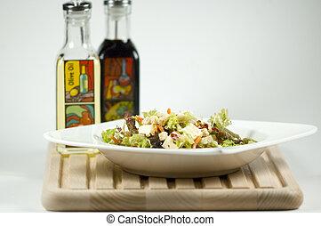 fresco, salada
