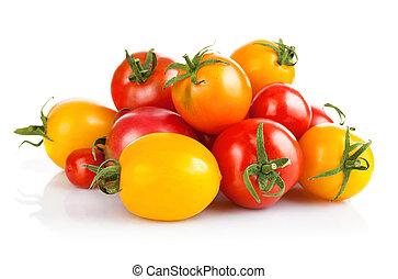 fresco, tomate, legumes