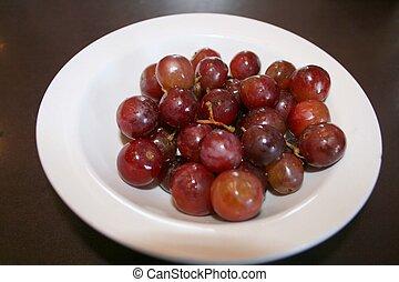 fresco, uva