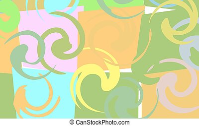 Fresh Abstract Background.