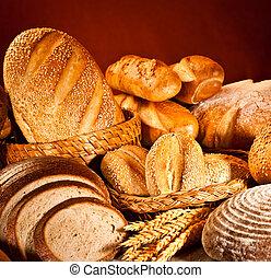 bread - Fresh and soft tasty bread