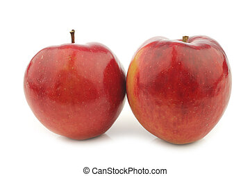 """Fresh apples called """"red love"""""""