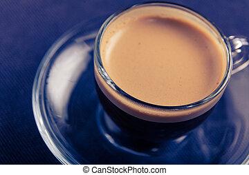 fresh aroma coffee