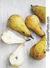 Fresh Autumn Pears