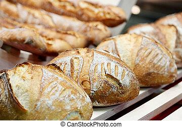 Fresh Baked Artisan Bread