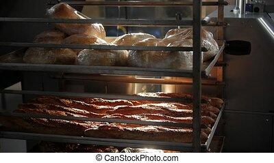 Fresh Bread At The Bakery - Fresh bread at the bakery ...