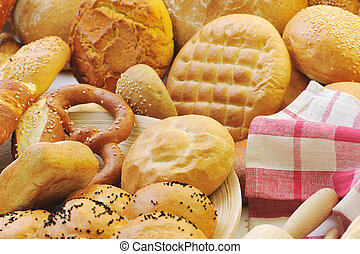 fresh bread food group