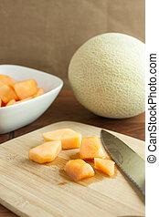 Fresh Cantalope