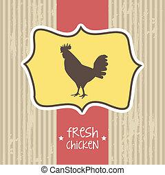 fresh chicken