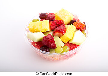Fresh Cut Fruit Bowl