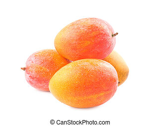 Fresh delicious mango fruit
